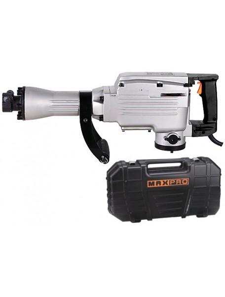 Молоток отбойный электрический MAX-PRO 1500Вт 45 Дж 85105 (MPDH1500)